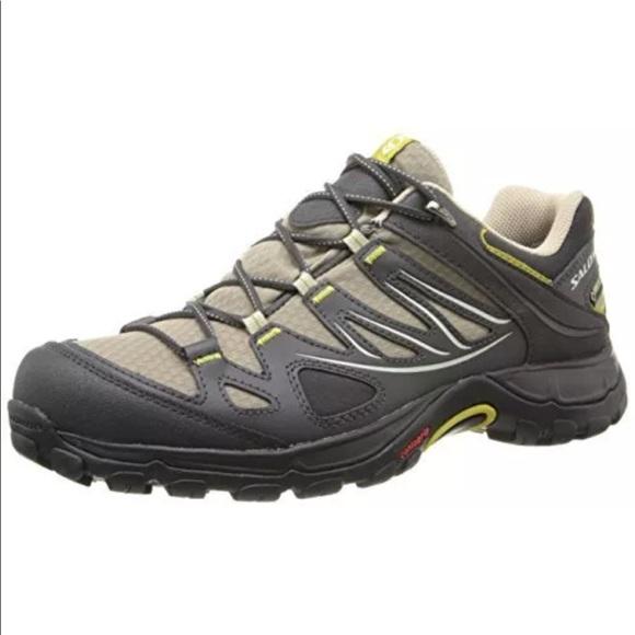 Salomon Women's Ellipse GTX Size 7 Hiking shoe NWT